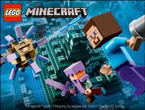 LEGO Minecraft Pickaxe Canada