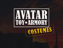 Avatar Toy Armory- Costumes