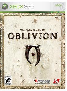 Carátula para el juego Shivering Isles de Xbox 360