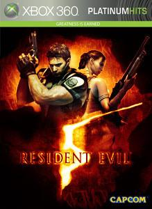 Carátula del juego RESIDENT EVIL 5 Versus Mode