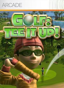 Golf: Tee It Up! Paquete del campo desértico