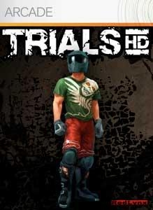 Carátula del juego Trials HD - Big Pack