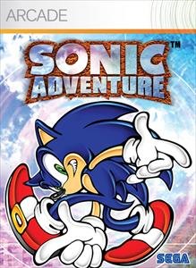 Carátula del juego Sonic Adventure DX Upgrade