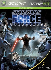 Carátula del juego Star Wars The Force Unleashed Character Pack 2