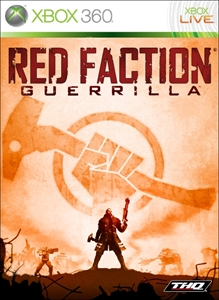 Carátula del juego Red Faction: Guerrilla - Demons of the Badlands
