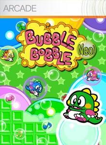 BUBBLE BOBBLE Neo! Extra Map 2