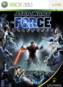 Star Wars The Force Unleashed-Charakterpaket 1