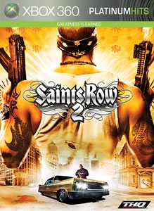Carátula del juego Saints Row 2: Corporate Warfare