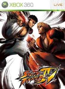 Das STREET FIGHTER Ⅳ Power Up Pack