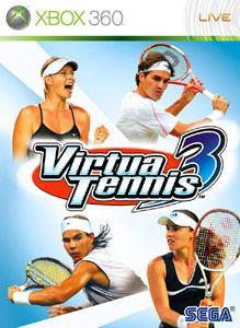 Virtua Tennis 3 - Démo