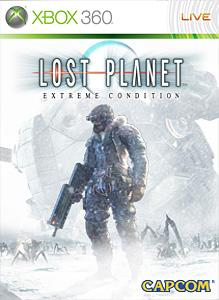 LOST PLANET Online Demo
