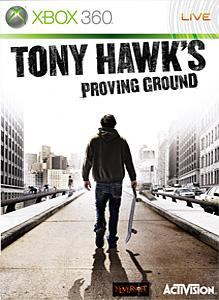 Tony Hawk's Proving Ground - Demostración