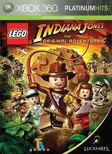 LEGO Indiana Jones Demo