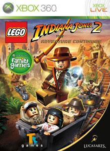 LEGO Indiana Jones 2 Demo