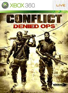 Conflict: Denied Ops Single Player and 2 player Co-op Demo