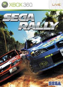 SEGA Rally - Démo