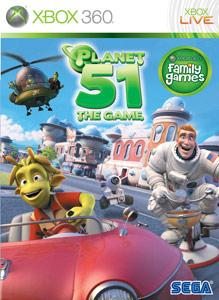 Planet 51: The Game - Demo