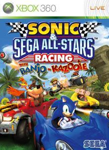 Sonic & SEGA All-Stars Racing Playable Demo