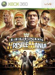 WWE Legends of WrestleMania Demo