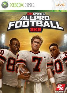 All-Pro Football 2K8 Demo