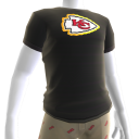 Chiefs Gold Trim Tee