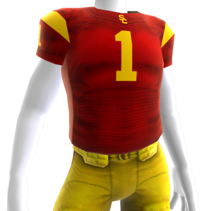 USC Game Jersey