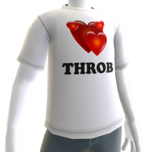 Valentine's - Heart Throb Tee
