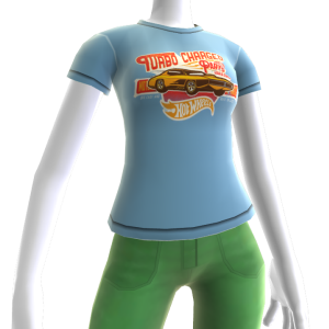 Hot Wheels Turbo Charged T-Shirt
