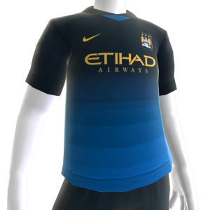 Manchester City FC Away Jersey
