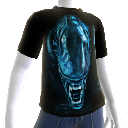 "T-shirt ""Aliens™ Head"""