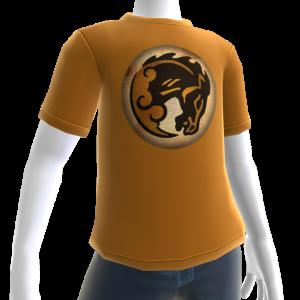 """T-shirt tonique """"Déferlante"""""""