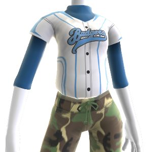 Baseball-Trikot