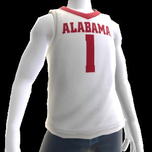 Alabama Basketball Home Jersey
