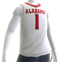 Alabama Basketball Home Jersey