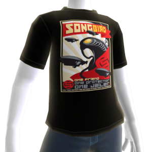 T-shirt de Songbird