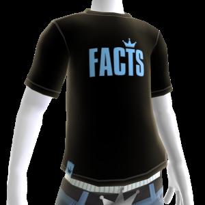 KKZ Facts Tee