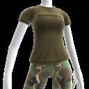 海兵隊標語 Tシャツ
