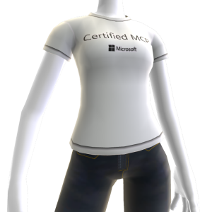 Certified MCP - White