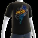 Nerf Adrenaline Black Tee