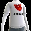 Valentine's - Heart Attack Tee