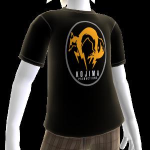 Kojima Productions Logo Shirt