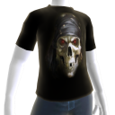 Epic Horror Skull 19 T-Shirt