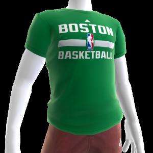 Celtics On-Court Tee