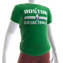 Celtics On-Court Tee