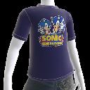 Camiseta de Sonic Generations