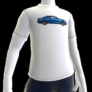 2017 Camaro SS White Tee