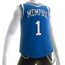 Memphis Basketball Jersey
