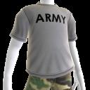 アーミー Tシャツ