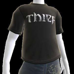 Thief - Black T-Shirt
