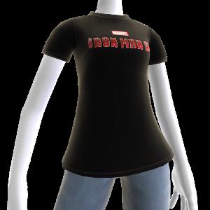 Iron Man 3 Logo T-Shirt